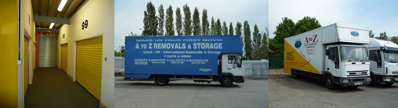 a to z removals header